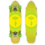 "Лонгборд Dusters Bird Kryptonics Green Cruiser 27"" SS16"
