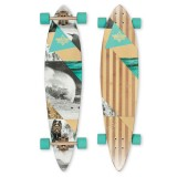 "Лонгборд Dusters Curl Teal/Gold 39"" SS16"