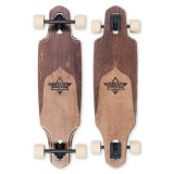 Лонгборд Dusters S5 Channel Longboard Natural/Brown 34""