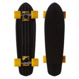 Лонгборд Globe Bantam Mash Ups 24″ Black/Raw/Yellow