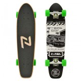 Лонгборд Z-FLEX MOTEL POOL CRUISER Black/Green