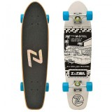 Лонгборд Z-FLEX MOTEL POOL CRUISER White/Blue