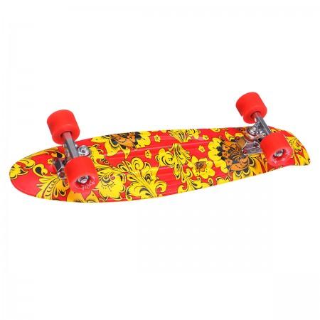 Скейт мини круизер Union Plast Board Khokhloma 27 (68.6 см)