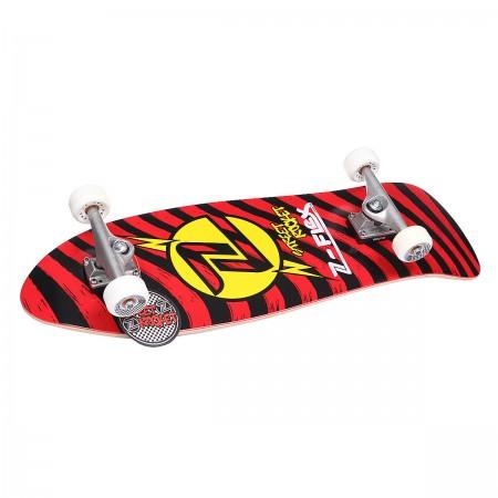 Скейт круизер Z-Flex Street Rocket Red 31.25 (79.38 см)