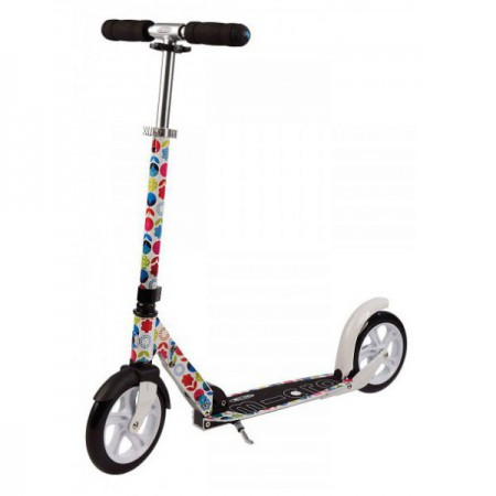 Самокат Micro Scooter White MDfloral